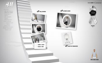 H&M Viktor & Rolf downloads page